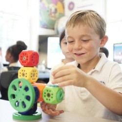 Robo Wunderkind مكعبات لعب ذكية للإطفال