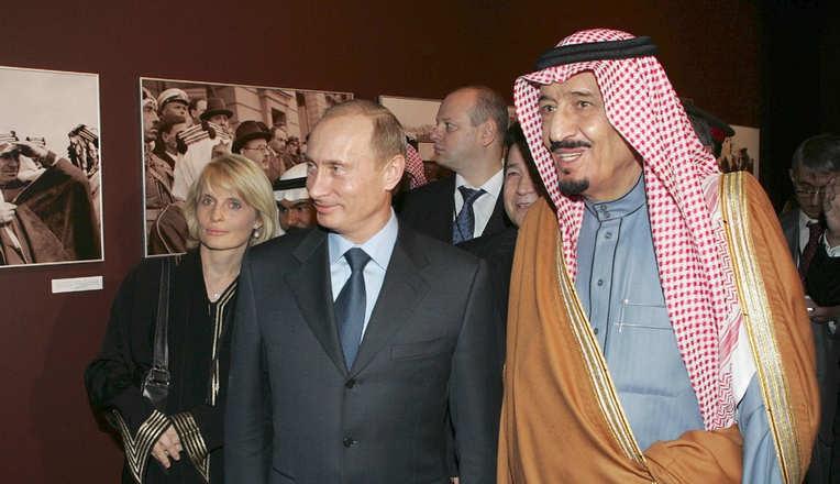 ماذا قال بوتين لسلمان وعبدالله والسيسي وأردوغان؟