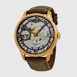 Tissot Chemin Des Tourelles Squelette Watch for Men T0994053641800